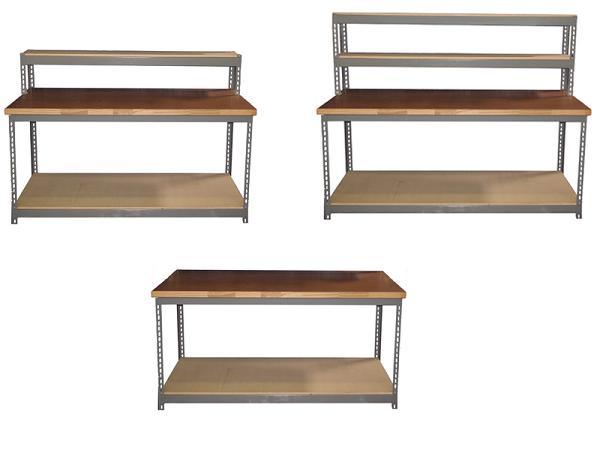 Shipping Benches byShelf Master, Inc