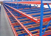 Carton Flow Rack System by Shelf Master, Inc
