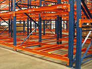 Structural Pallet Racking by Shelf Master, Inc
