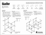 Assembly Manual by Shelf Master, Inc