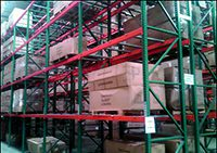Selective Pallet Rack Structures by Shelf Master, Inc