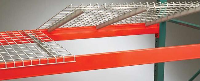 Wire Mesh Decks by Shelf Master, Inc
