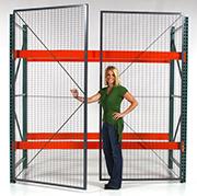 Wire Pallet Rack by Shelf Master, Inc