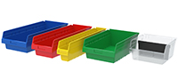 Shelf Bins Containers by Shelf Master, Inc