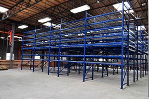 Catwalk Rack Systems by Shelf Master, Inc