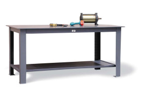 Extra Heavy Duty Shop Tables by Shelf Master, Inc.
