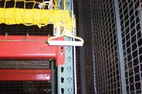 Rack Backs & Pallet Safety Netting in Anaheim, CA