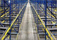 Push back Racking System by Shelf Master, Inc
