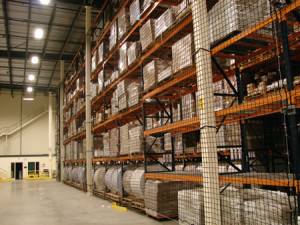 INCORD Safety Netting Guard Systems by Shelf Master, Inc