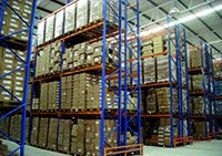 Selective Pallet Racking Structuresin Anaheim, CA