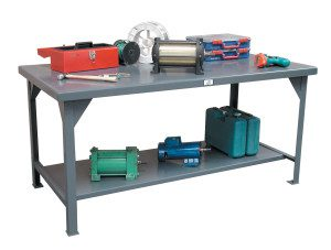 Standard Shop Tables by Shelf Master, Inc