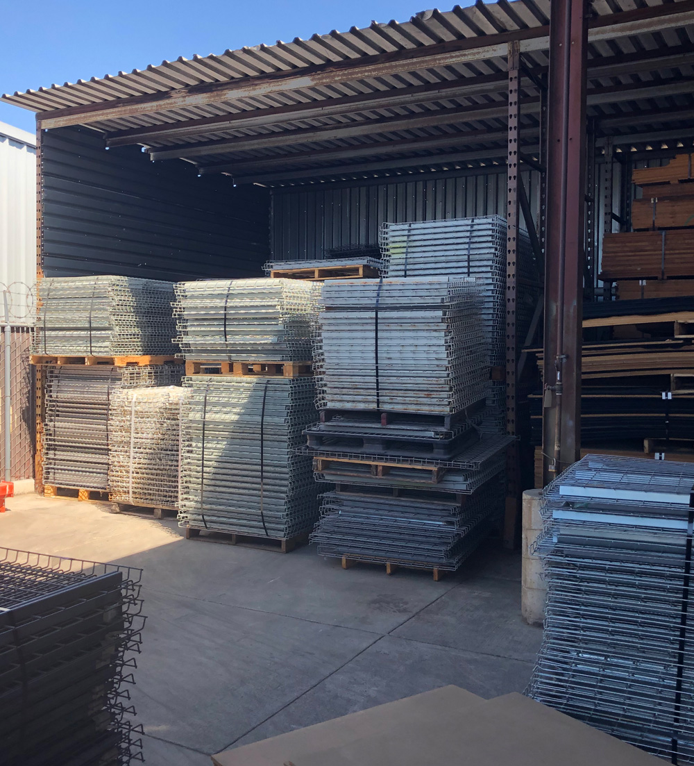 used pallet racks for sale southern california
