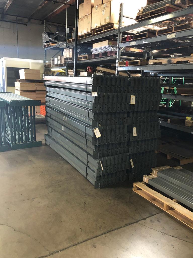 used pallet racks for sale
