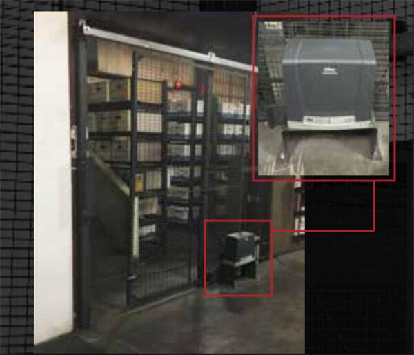 dea storage case for sale