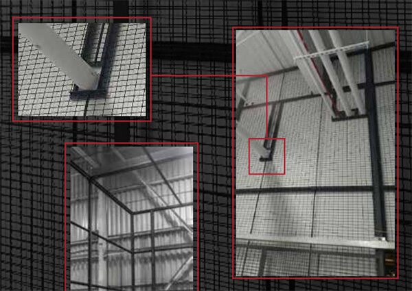 wire cage dea approved storage