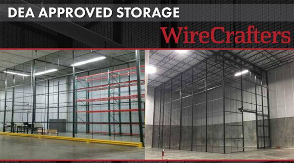 dea storage cage